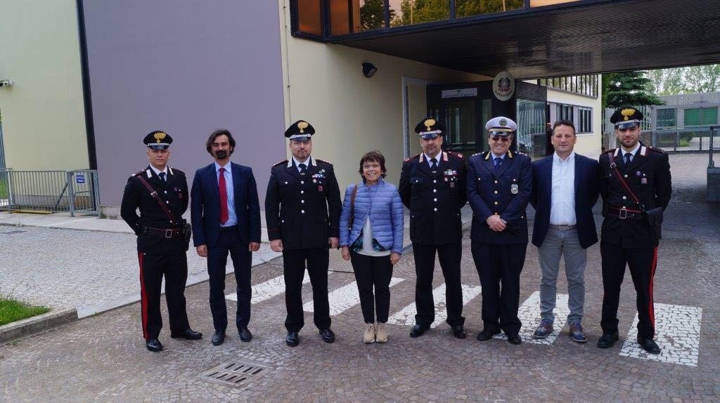 Ufficio Lavoro Legnago : Legnago nuova sede per la compagnia dei carabinieri verona news
