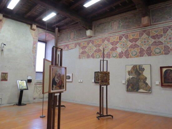 Museo Di Castelvecchio.Orari Straordinari Alla Gam E Al Museo Di Castelvecchio Verona News