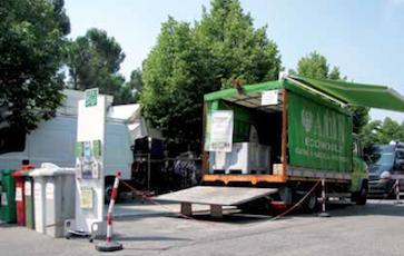 Calendario Amia Verona.Continua Il Tour Del Servizio Ecomobile Di Amia Verona News